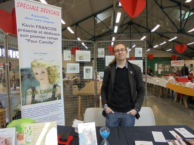 Salon du livre de Villers-Cotteret 22 05 2016