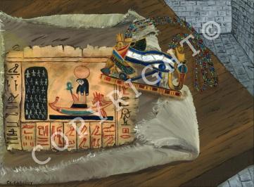 c13 L'amulette de Râ