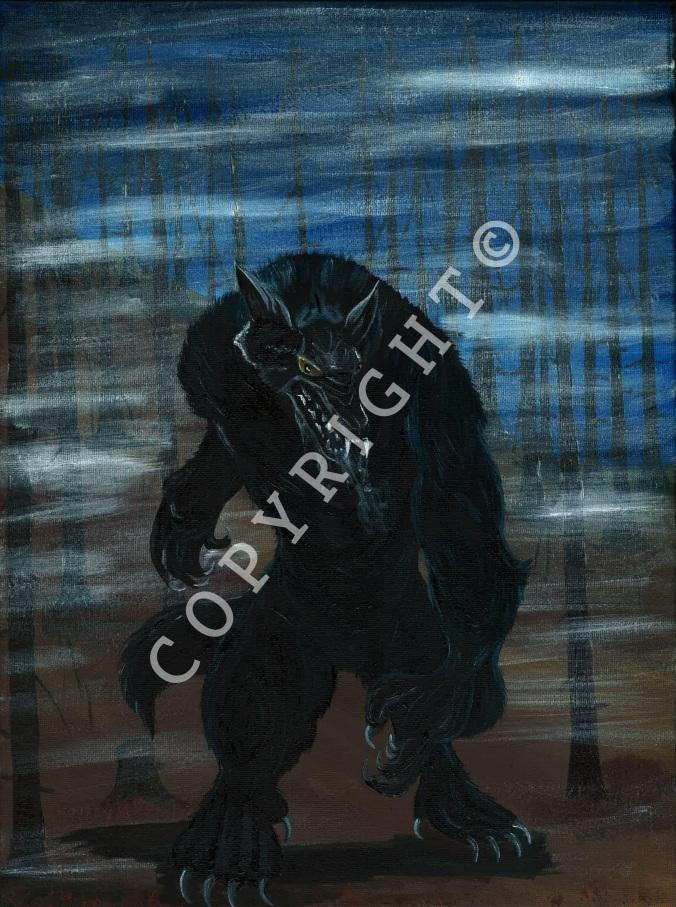 c6 Le loup-garou