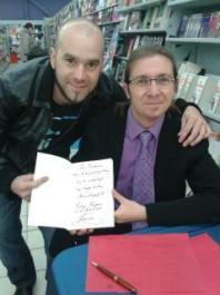 Photo avec Rodéric