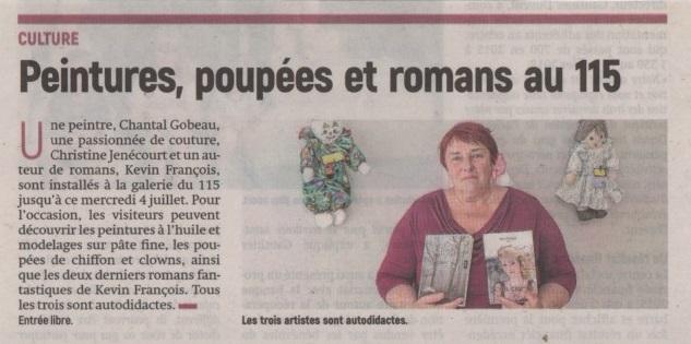 Aisne Nouvelle du 02 07 2018