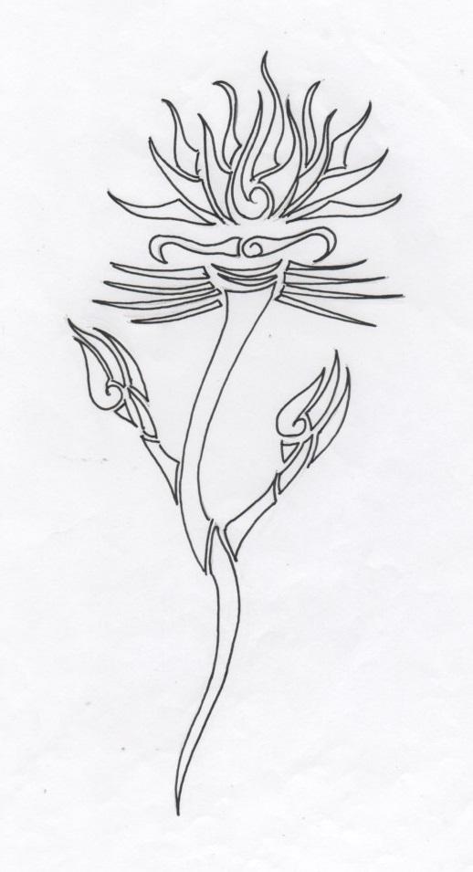 Fleur de Ténèbres