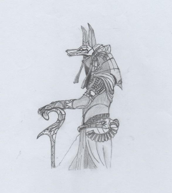 garde Anubis